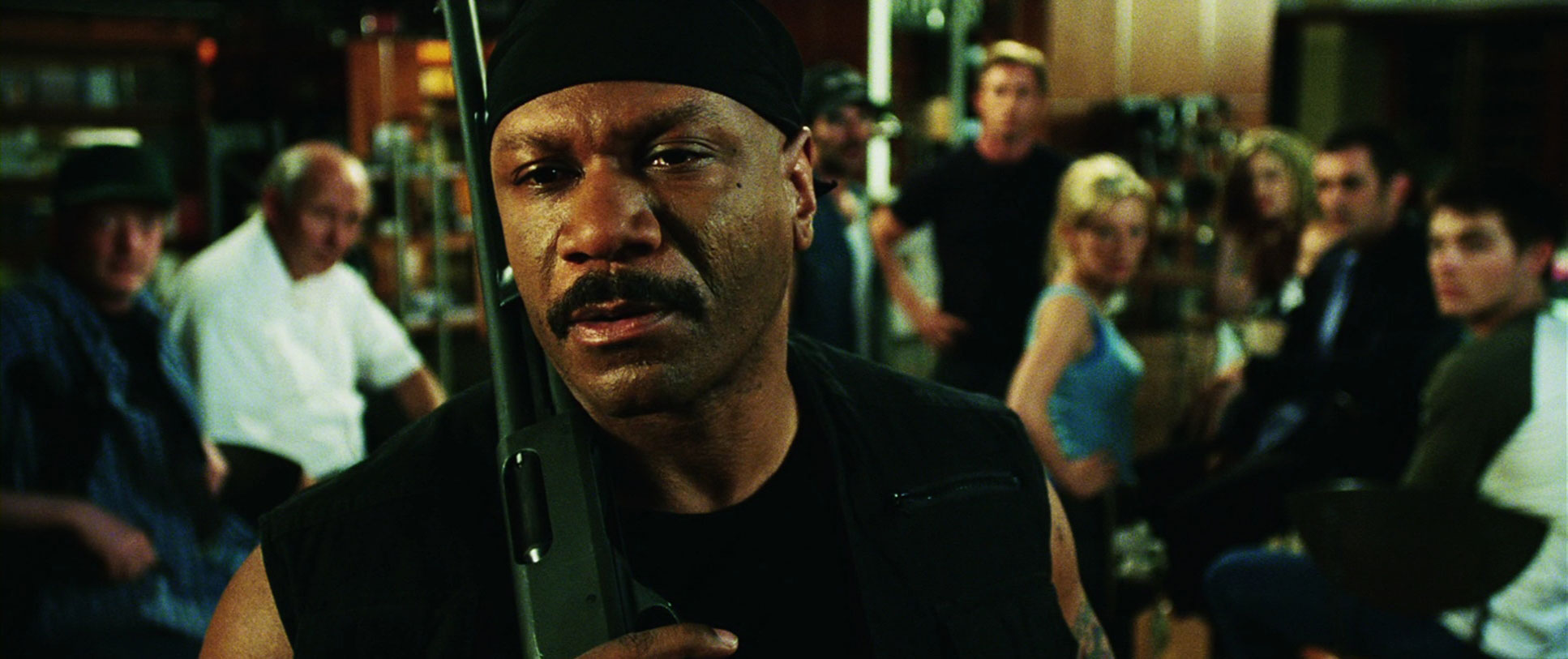 Dawn of the Dead Ving Rhames