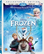 frozen bd New on DVD/Blu ray: Now You Can Watch Frozen Over and Over, Plus: More Oscar Contenders Hit Home