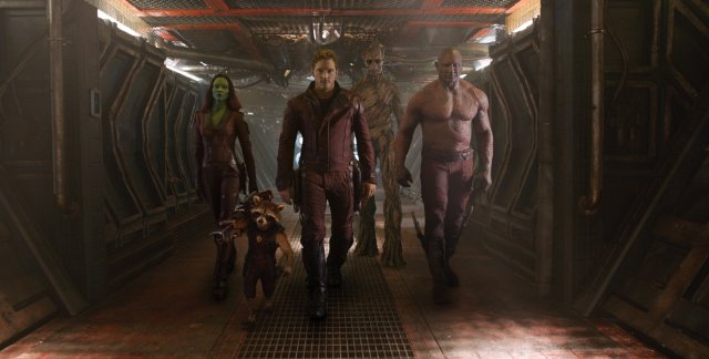 guardians team Marvel Studios Countdown: An Easy Guide to Guardians of the Galaxy Comics Leading to the Movie