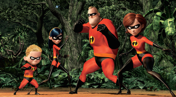 incredibles%20jungle Should Marvel Superheroes Appear in The Incredibles 2?