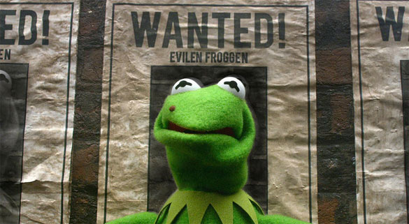 kermit wanted Film Face off: The Great Muppet Caper vs. Muppets Most Wanted