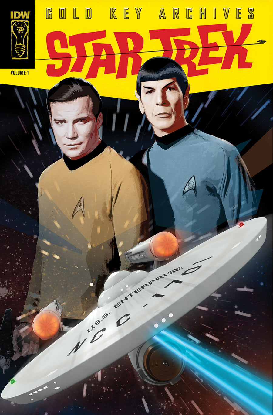 star%20trek%20gold%20key March Geek Guide: Captain America, Ghostbusters, Back to the Future, Star Trek and More