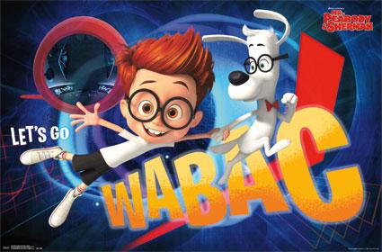 Mr Peabody and Sherman WABAC