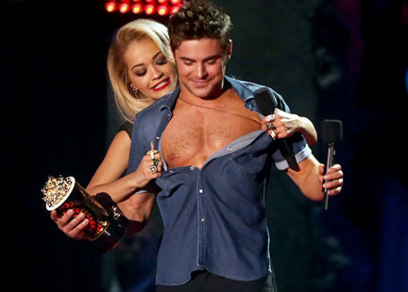 MTV Movie Awards - Zac Efron