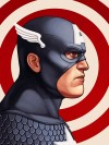 Captain America (Custom) Marvel Studios Countdown: We Pick the Mind of Mike Mitchell, the Man Behind Mondos Stunning New Marvel Gallery