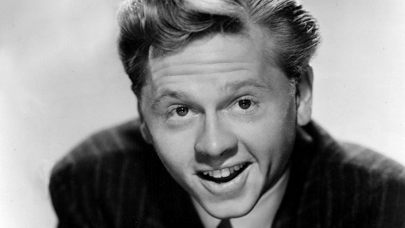 Mickey Rooney still Legendary Actor Mickey Rooney Dies at 93