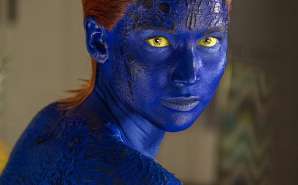 X-Men Mystique Jennifer Lawrence