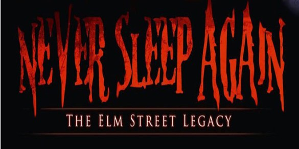Never Sleep Again Nightmare on Elm Street