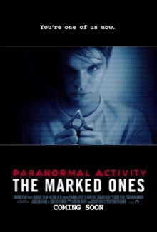 Paranormal Activity Marked Ones poster