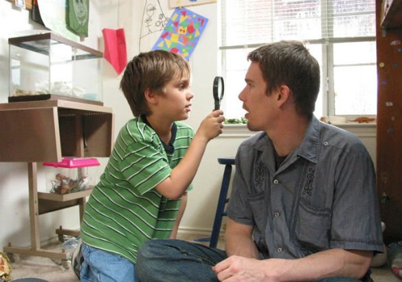boyhood 01 140418 585 Movie News: Boyhood Images; Steven Spielbergs New Religious Movie; Clint Eastwoods Jersey Boys Trailer
