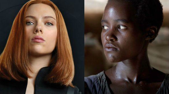 Captain America: The Winter Soldier / 12 Years A Slave