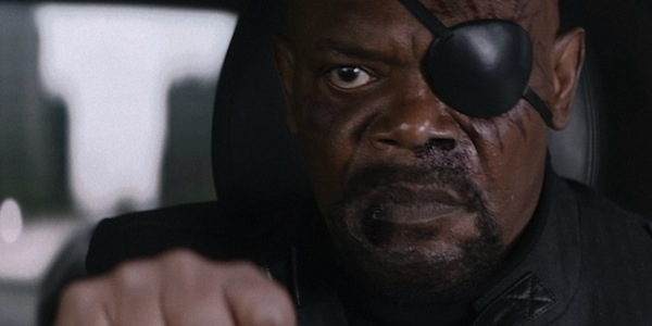 captain america winter soldier sam jackson nick fury Why Sam Jacksons Nick Fury Is the Real Star of Captain America: The Winter Soldier