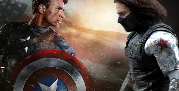 capvsbucky header Box Office Report: Captain America Shatters April Records; May Dominate 2014 Through June