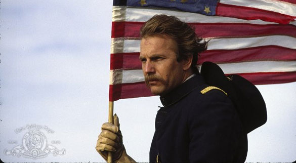 Kevin Costner Dances With Wolves