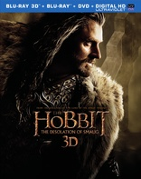 Hobbit Desolation of Smaug Blu-ray