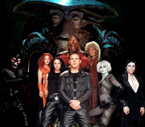 farscape 2 The Geek Beat: Why a Farscape Movie Matters and Spider Man Should Swing Solo