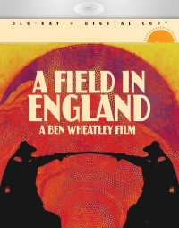 A Field in England Blu-ray Cover