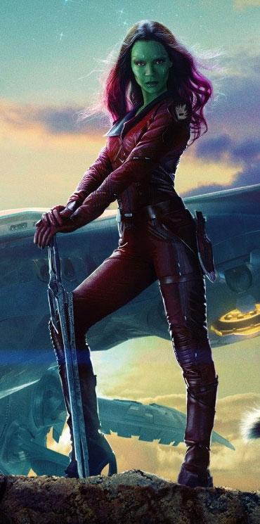 Gamora Zoe