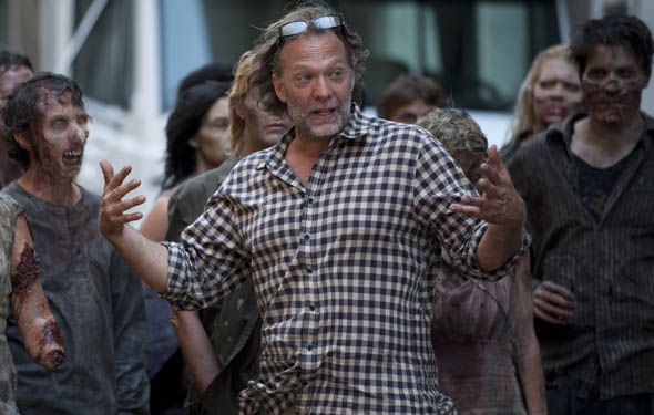 Greg Nicotero Walking Dead