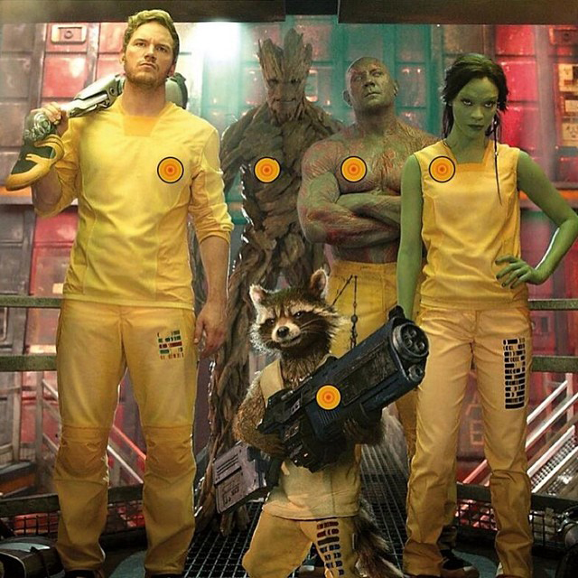 guardiansprison Movie News: Guardians of the Galaxy & X Men Images; Filthy 22 Jump Street Trailer; New He Man Movie