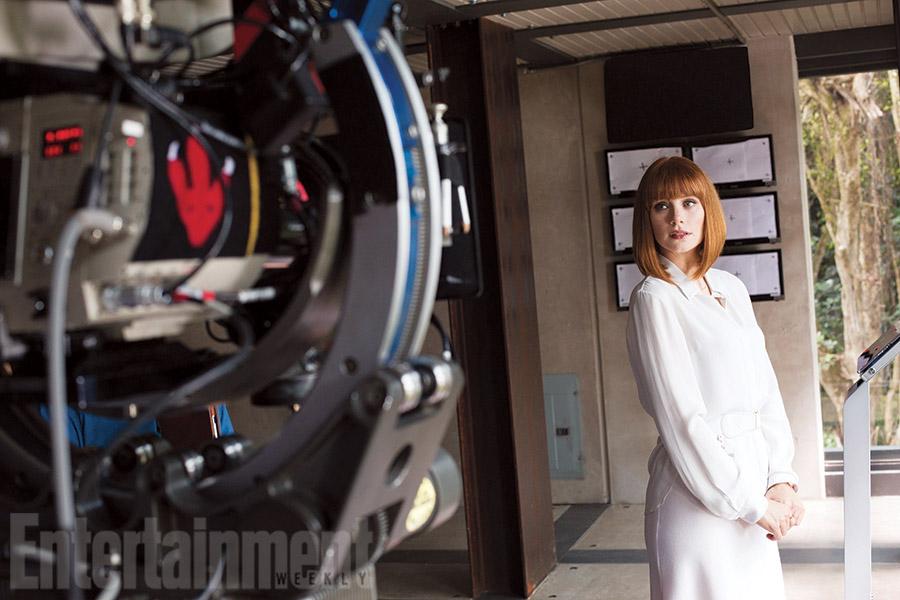 Jurassic World first images