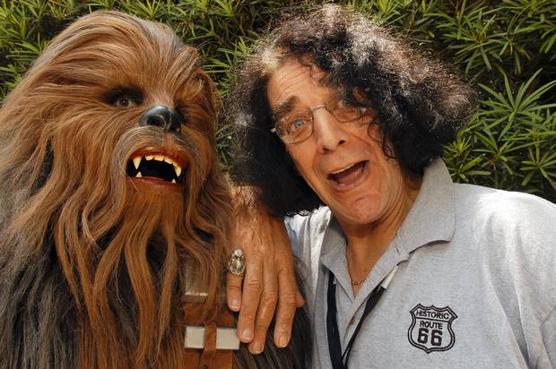 Peter Mayhew Is Returning to Play Chewbacca in Star Wars: Episode VII