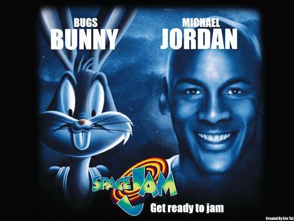 spacejam See Which NBA Star Replaced Michael Jordan in This Hilarious Live Reading of Space Jam