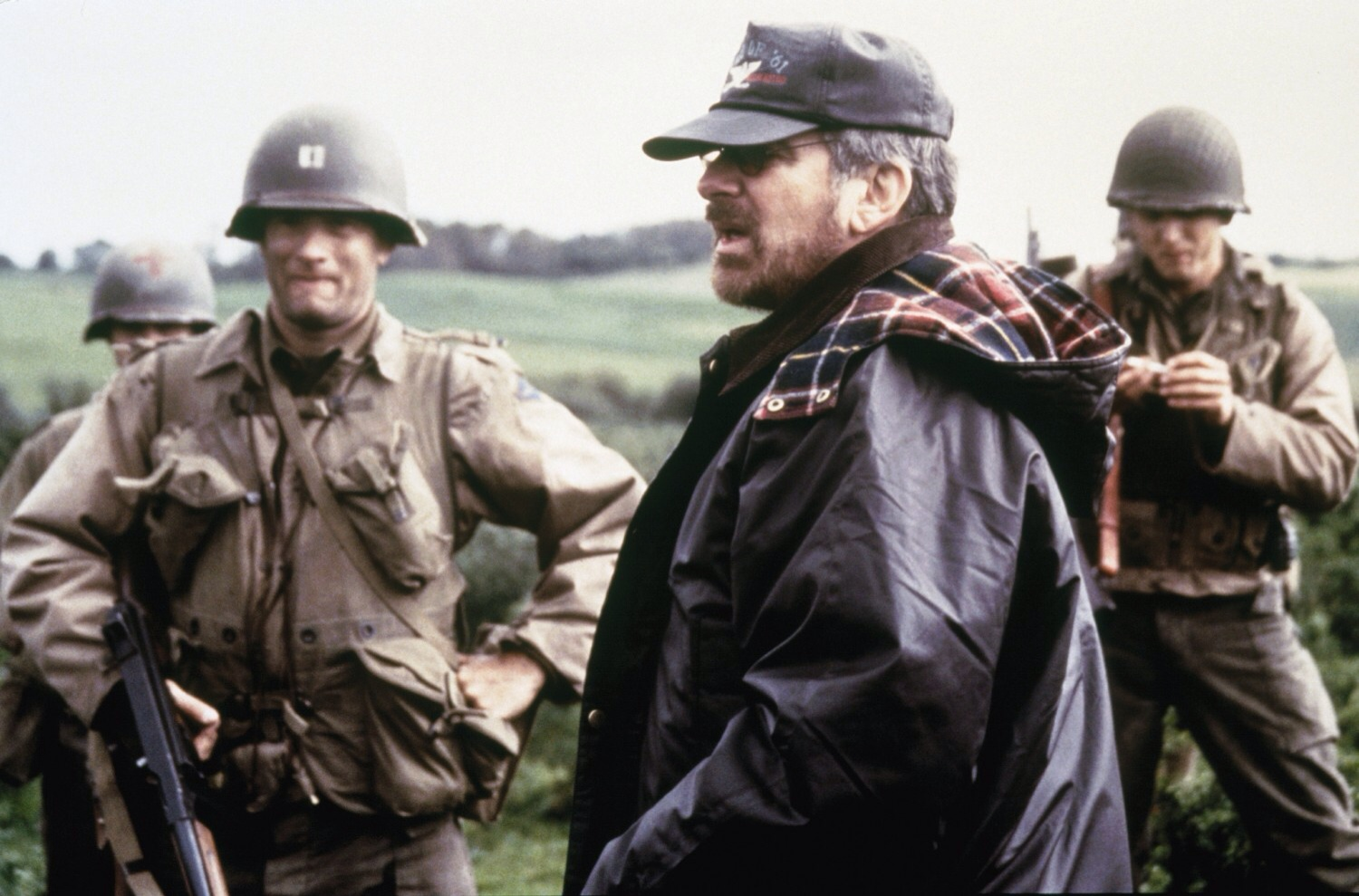 Spielberg Hanks Saving Private Ryan