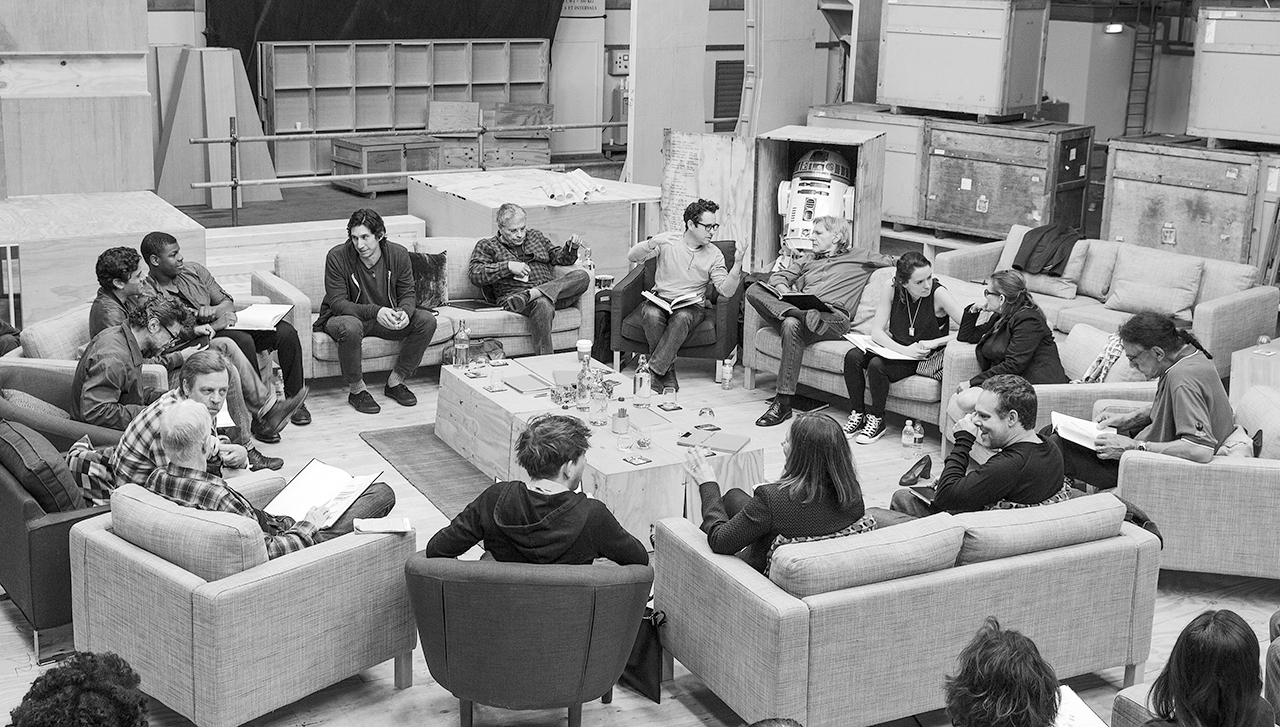 star wars episode 7 cast announce Best of the Week: Star Wars Officially Cast, Justice League Officially Set, Bronies Unofficially Save the World