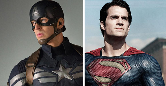 supermanvscap header Comics on Film: Why Its Not Fair to Compare Man of Steel to Captain America: The Winter Soldier