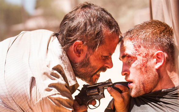 The Rover Robert Pattinson