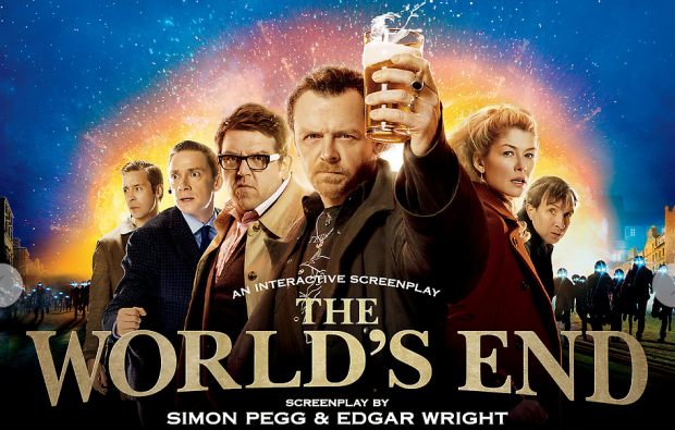 The World's End screenplay