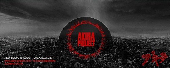 Akira Project banner (585 x 234) This Terrific Fan Made Trailer Is the Closest We May Ever Get to a Live Action Akira Movie
