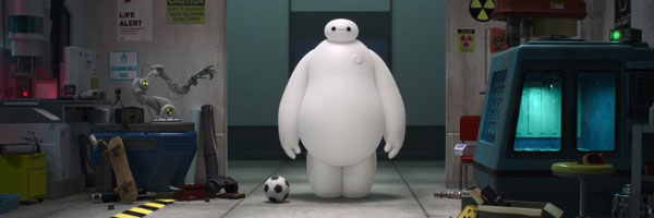 Big Hero 6 Teaser Trailer