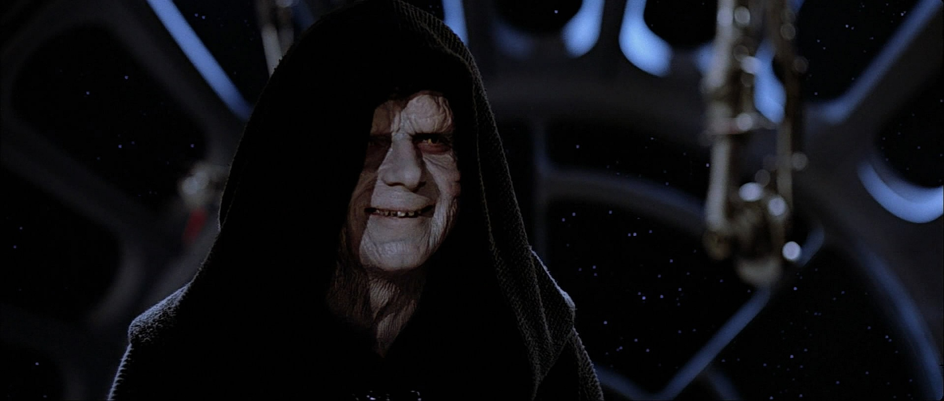 Emperor Palpatine Release Your Anger The First Rumored Star Wars: Episode VII Title Is The Ancient Fear