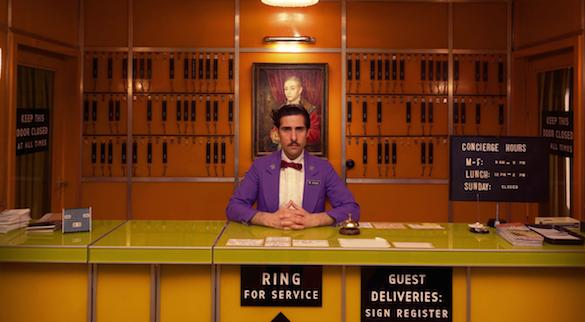 Grand Budapest Hotel What Movie Should Have Its Own Cruise?