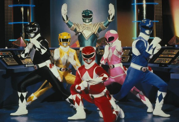 Power Rangers (585 x 399) The Power Rangers Movie Gets Serious With Star Trek and X Men: First Class Talent