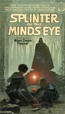 Star Wars Spinter of the Mind's Eye cover