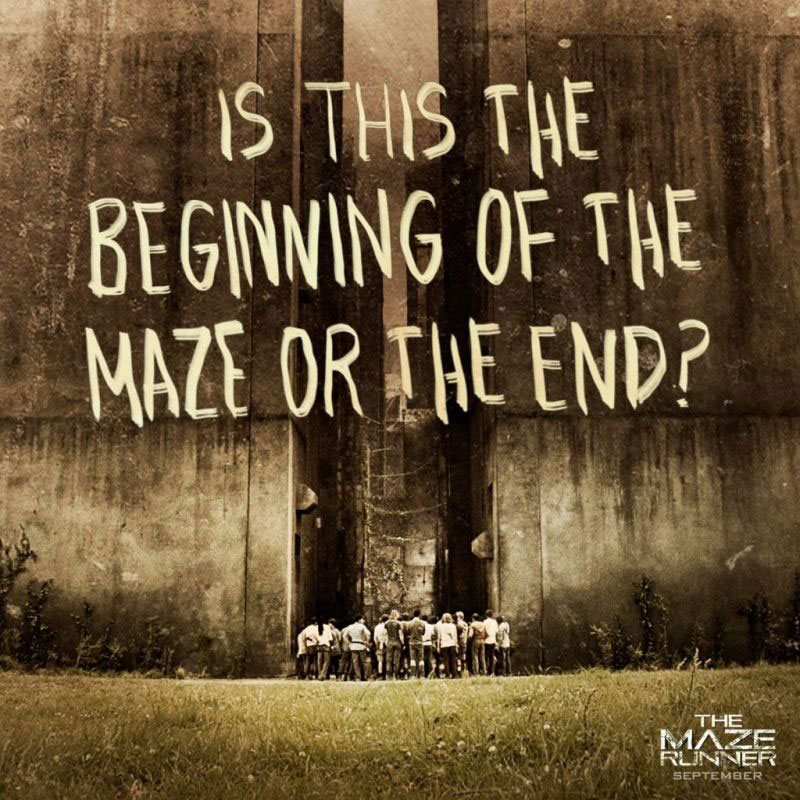The Maze Runner Promo Image