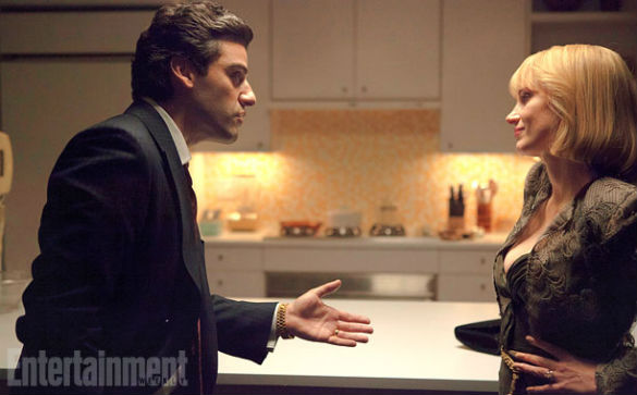 a most violent year 585 Movie News: First Look at A Most Violent Year; Emma Stone and Woody Allen Reunite; Melissa McCarthy in New Tammy Trailer