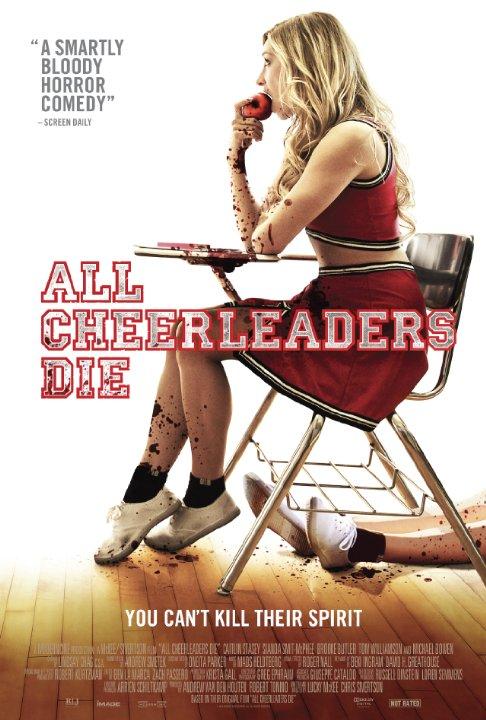 All Cheerleaders Die poster
