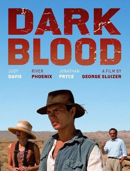 Dark Blood poster