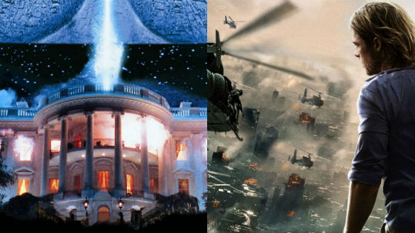 Independence Day / World War Z