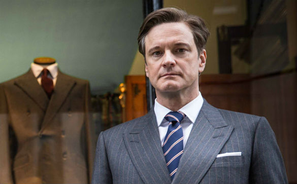 kingsman 140520 01 585 Movie News: First Look at Colin Firth in Kingsman: The Secret Service; Frozen Will Tour on Ice; First Foxcatcher Teaser