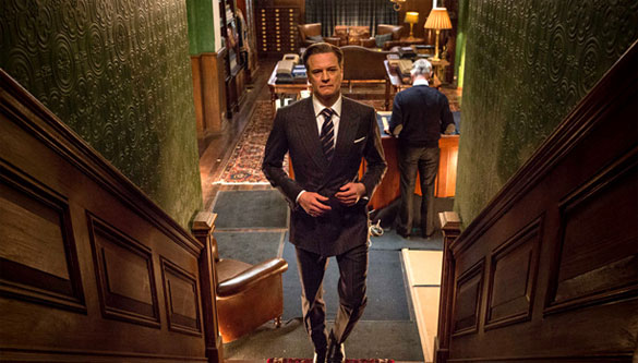 Kingsman - Secret Service Colin Firth