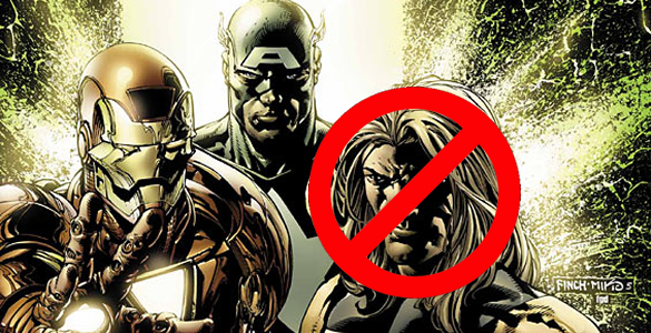 noformcu header Comics on Film: 5 Characters That Should Not Join the Marvel Cinematic Universe