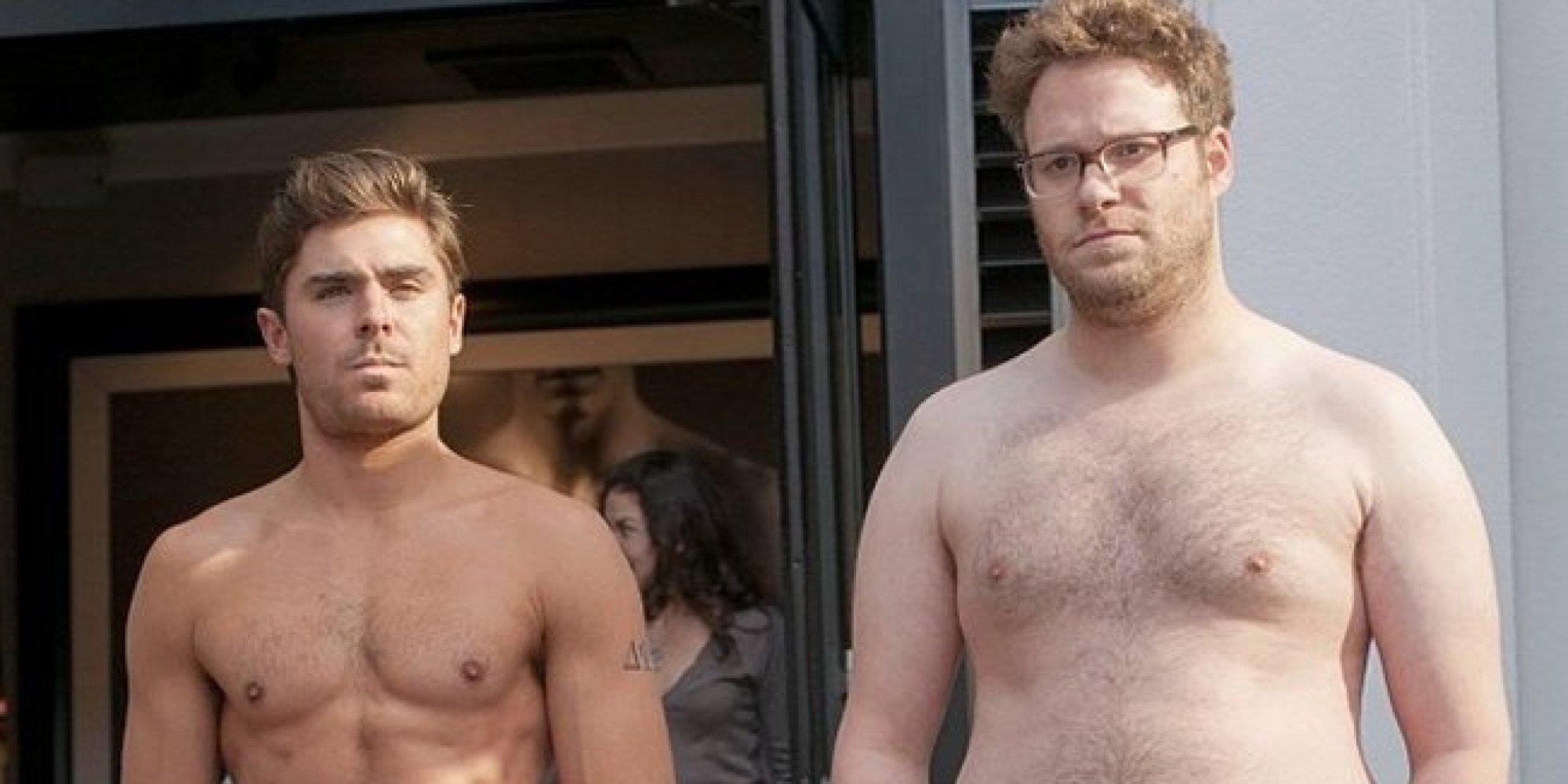 o ZAC EFRON SETH ROGEN BOUND 4 facebook Film Face off: Seth Rogen vs. Zac Efron