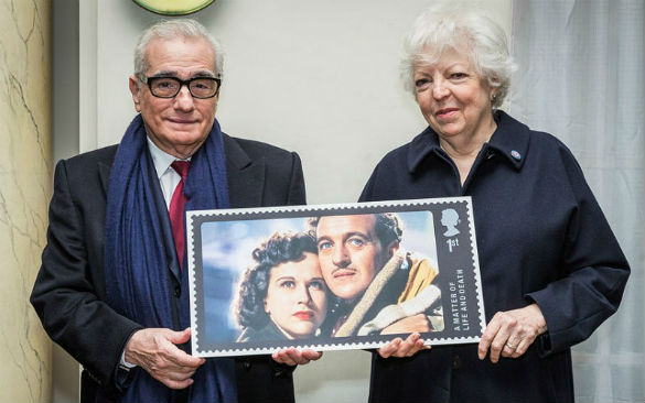 Martin Scorsese and Thelma Schoonmaker