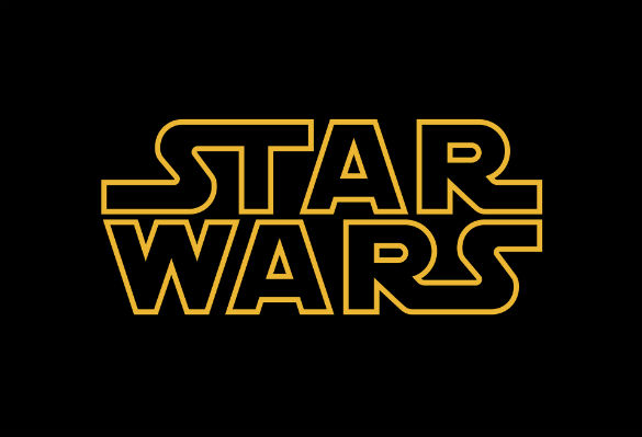 star wars logo 585 First Star Wars Spin off Film Goes to Godzilla Director Gareth Edwards