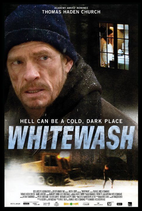 Whitewash Thomas Haden Church